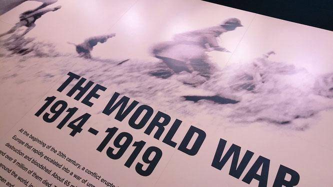 アメリカ カンサス 第一次世界大戦博物館