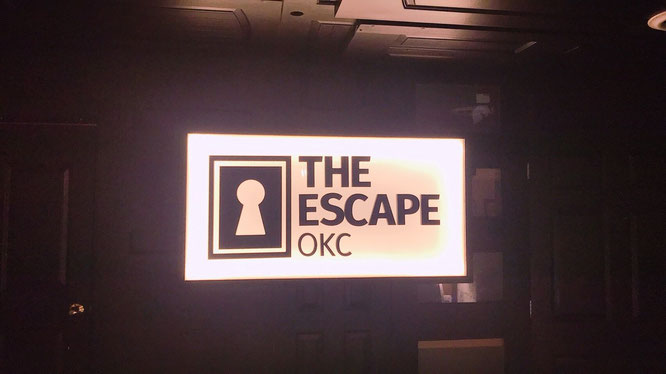 THE escape OKC オクラホマ