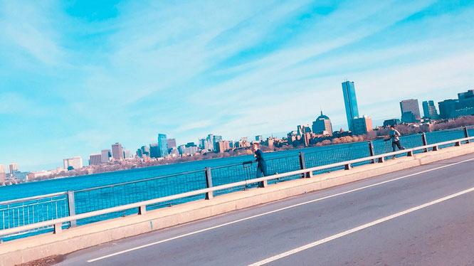 ボストン・リバー 観光