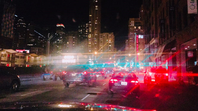 アメリカ 横断 シカゴ