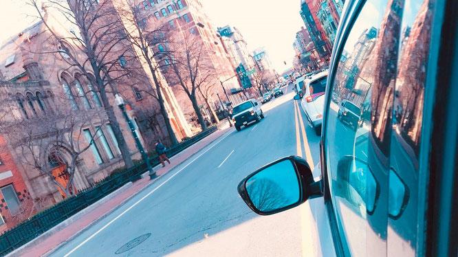 ボストン 車 旅行 観光