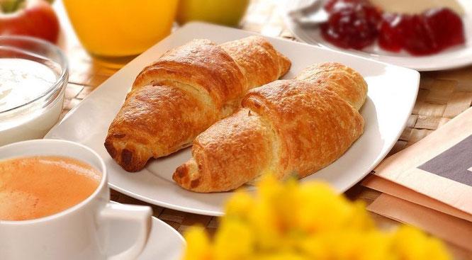 Frühstück in der Brotbar