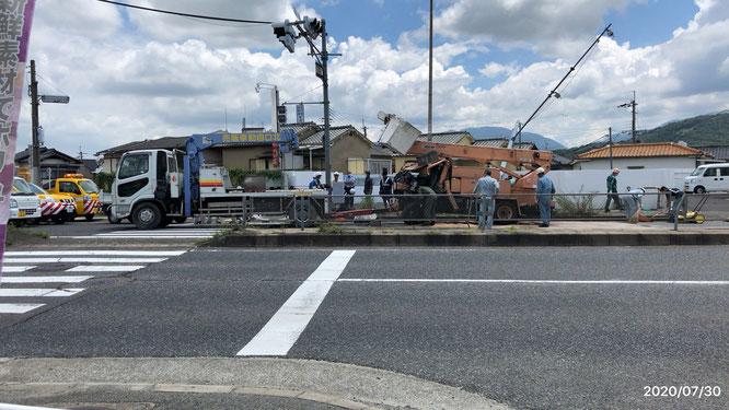 富田林 事故