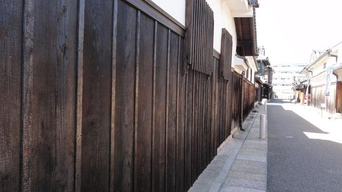 富田林 重要伝統的建造物群保存地区