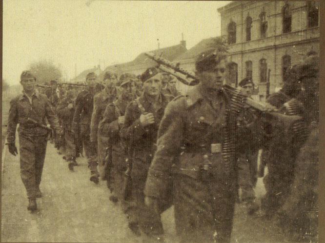 Hrvatska vojska u pokretu