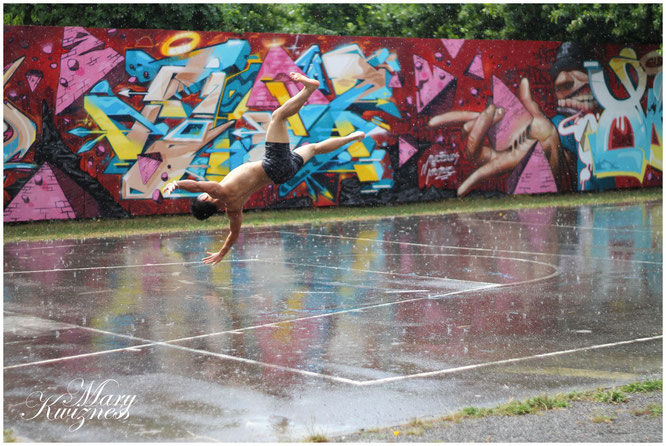 Than Gorilla Legion Combo Karlsruhe Summer Rain 2013 by Mary Kwizness