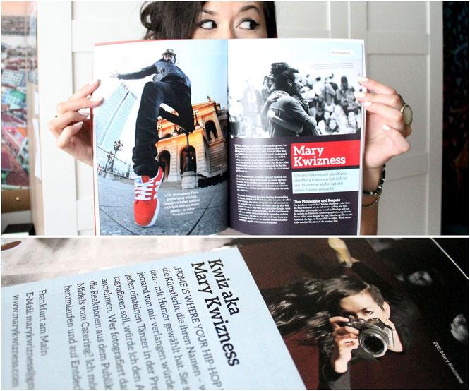Mary Kwizness Photography Jomdance Magazine Interview