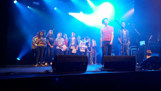 Laurent Reverte concert à Paloma Nîmes 11 mai 2019