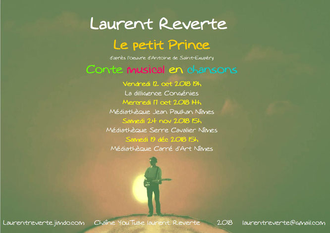Laurent Reverte 2018