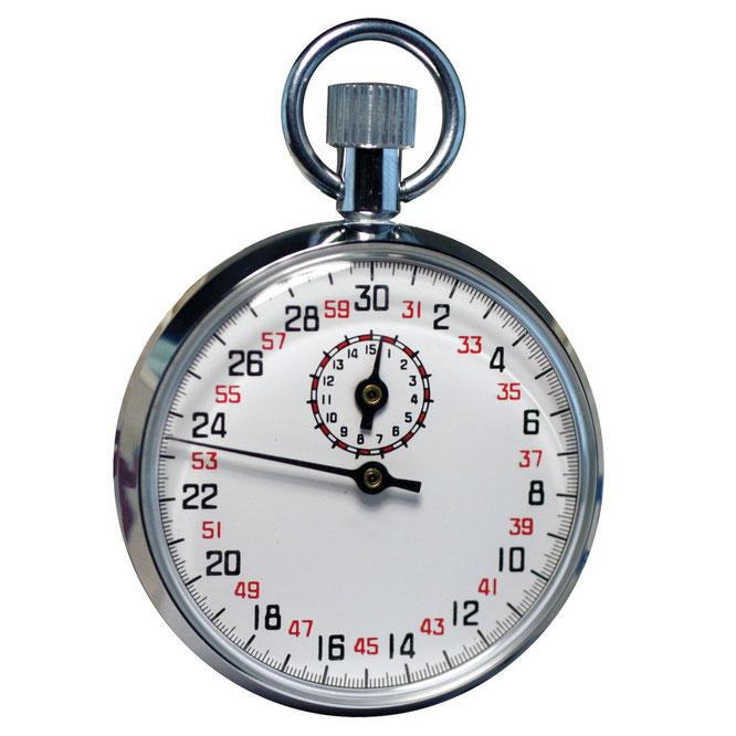 Cronómetro de cuerda mecánico CC-8529
