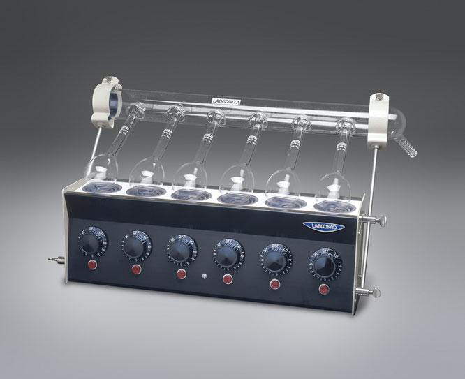 6030000 Aparato Digestor Micro-Kjeldahl