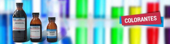 Distribuidor de Colorantes de la linea HYCEL en Mexico, CDMX
