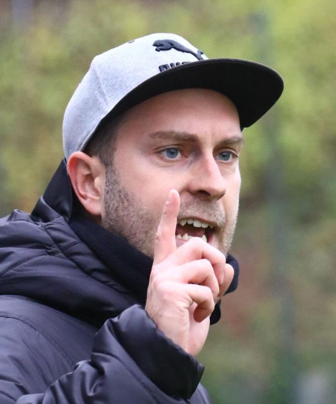 Holstein U23 - Trainer Ole Werner