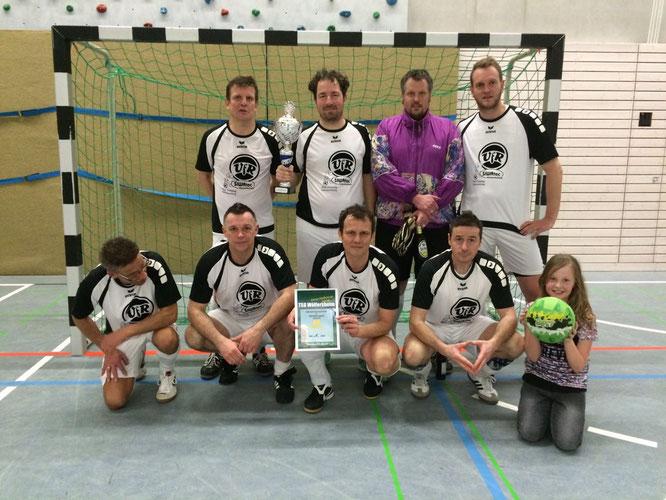 Turniersieg in Wölfersheim ohne Punktverlust und Gegentor - 15:0 Punkte 8:0 Tore - weltmeisterlich !!