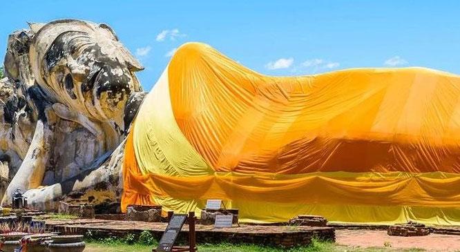 Thailand Ayutthaya Tipps -  Tempel