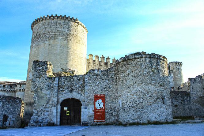 Cuellar for Segovia oficina de turismo