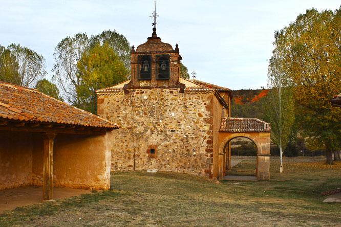 Ermita del Padre Eterno en Estebanvela, Segovia
