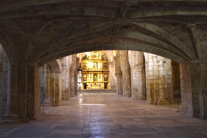 Resultado de imagen de sacramenia monasterio