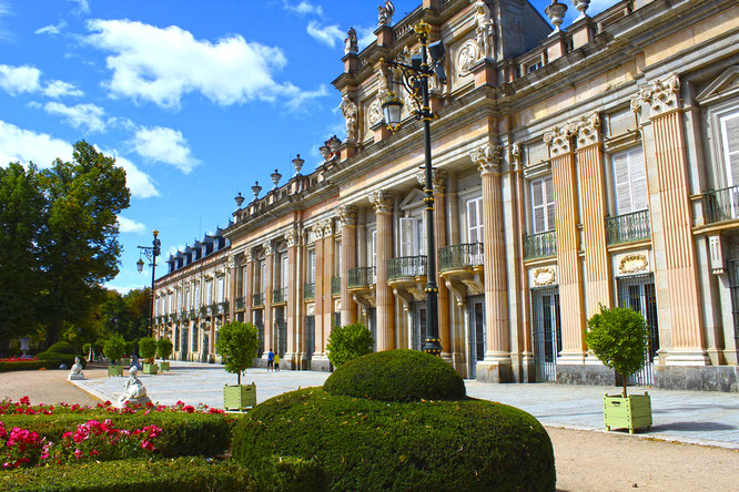 Palacio Real de La Granja de San Ildefonso - Segovia un buen plan