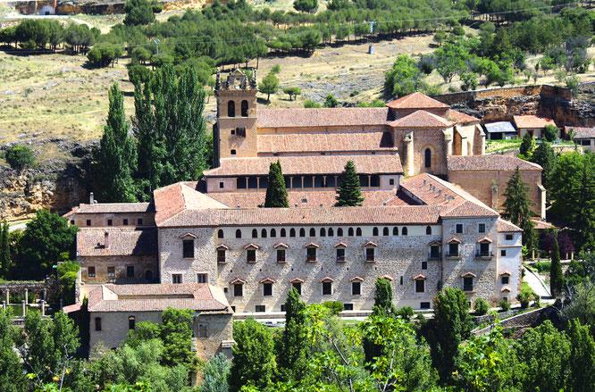 Monasterio De El Parral En Segovia