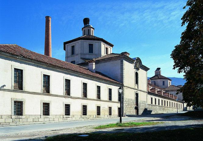 Real Fábrica de Cristales de La Granja de San Ildefonso