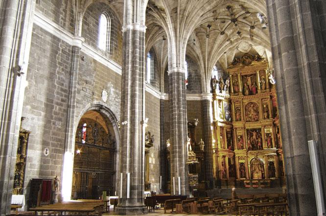 Iglesia de Villacastín, Segovia