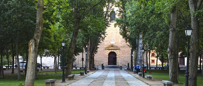 Santuario de la Virgen de la Fuencisla