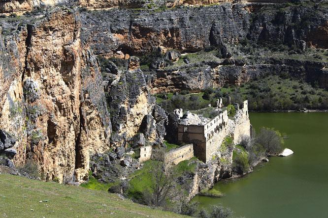Monasterio de la Hoz, Segovia