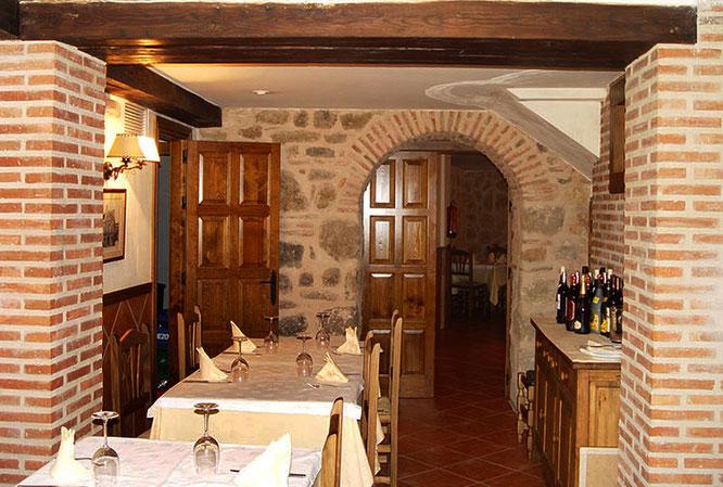 Restaurante San Miguel en Segovia