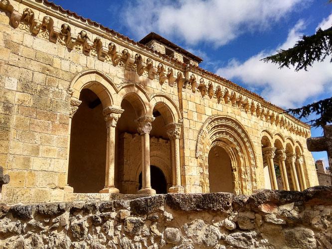 Iglesia de Sotosalbos, Segovia