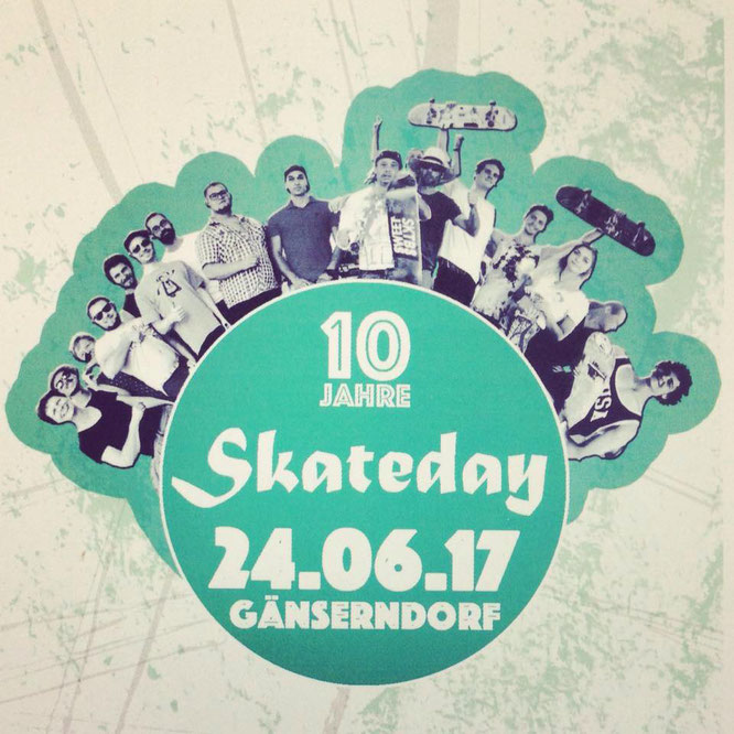Skate - Music - Drinks