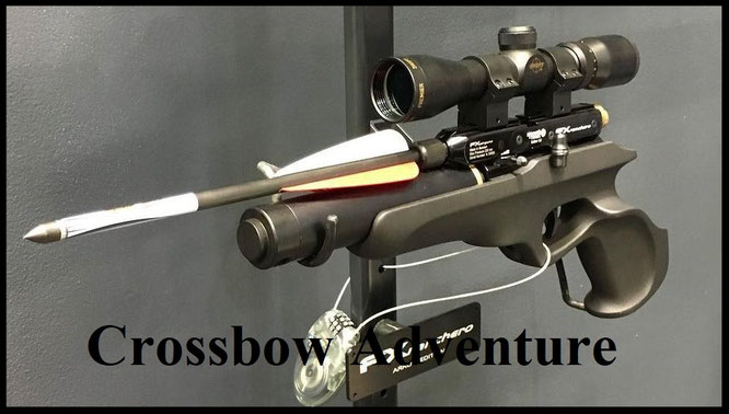 Pfeilschußpistole FX Ranchero Arrow bei Crossbow Adventure, https://www.crossbowadventure.de/pressluft-pfeilgewehre/fx-verminator/