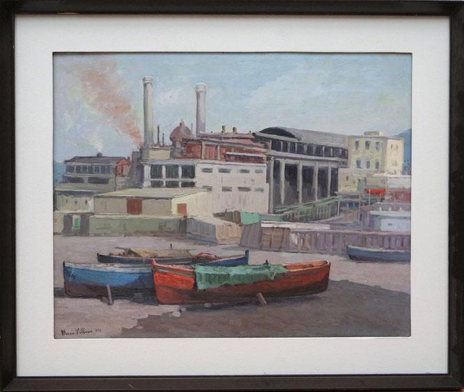 te_koop_aangeboden_een_schilderij_van_de_italiaanse_kunstschilder_mario_vittorio_1908-1975