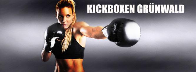 Kickboxen in der Karate und Kickbox Schule in Grünwald