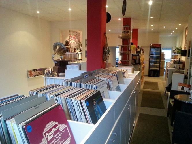 Plattenladen, Records, Schallplatten, Vinyl, Jazz, Recordstore, Record Store, Vinyl Shop, Blues, Raritäten