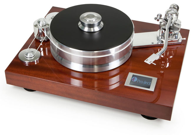 Pro-Ject High End Plattenspieler Pro-Ject Signature 12 - UVP 10.000,- € (ohne Tonabnehmer)
