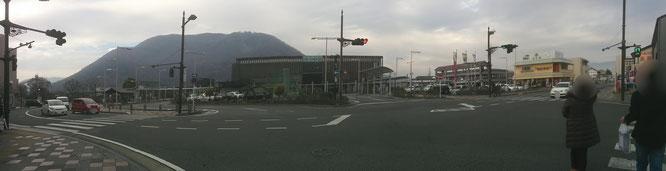 At Isawa Onsen Station