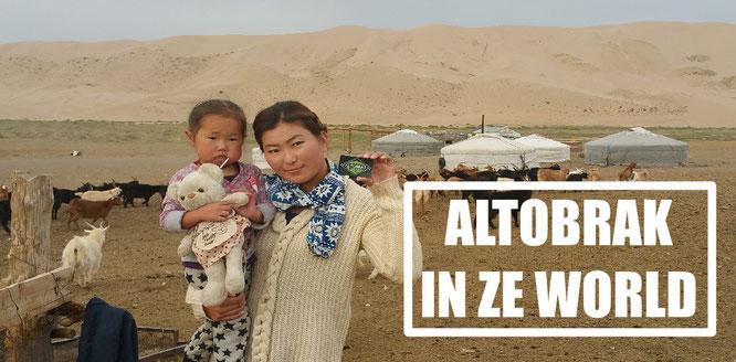 Partagez vos photos de voyages équipés par Altobrak.