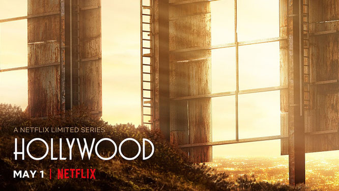 Hollywood Netflix Poster