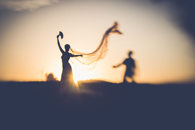 Irene e Graziano sposi - Servizio fotografico matrimonio