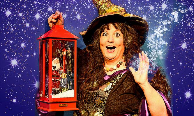 Astrid Gloria, Zaubershow in Köln, Weihnachtsmärchen, Zaubertheater