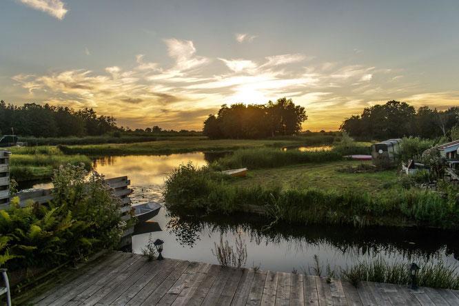 Provincie Noord Holland landschap Ankeveen