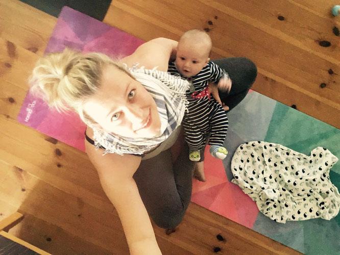 Diana Schlesier Yogamama Neu-Mama Selbstliebe Charlie Chaplin MOMazing Yoga Mama Mami Blog Yogamama