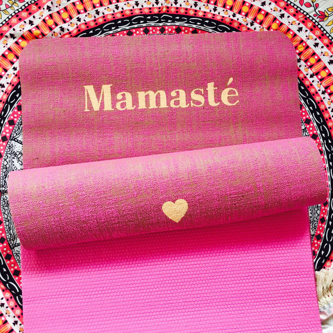 MOMazing #beckenbodenglück Mama Mami Yoga Blog
