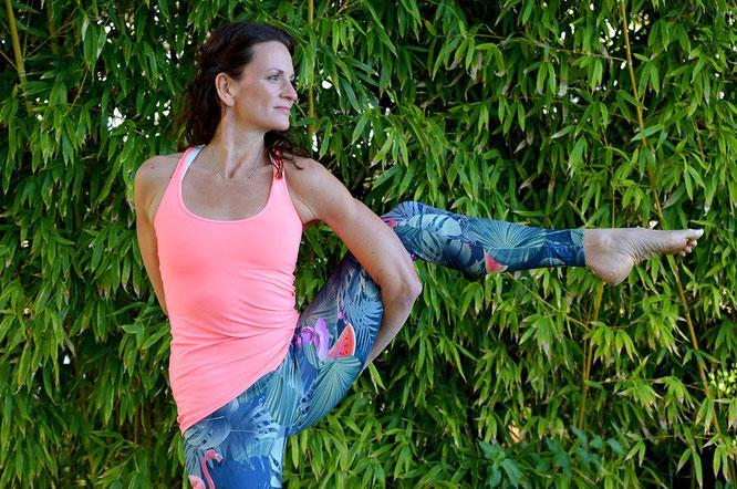 Yoga Mama Nicole Bongartz im Interview mit dem Yoga Blog MOMazing: Ihre zweite Schwangerschaft, die Yoga Conference Germany und ihr Mama-Mantra.