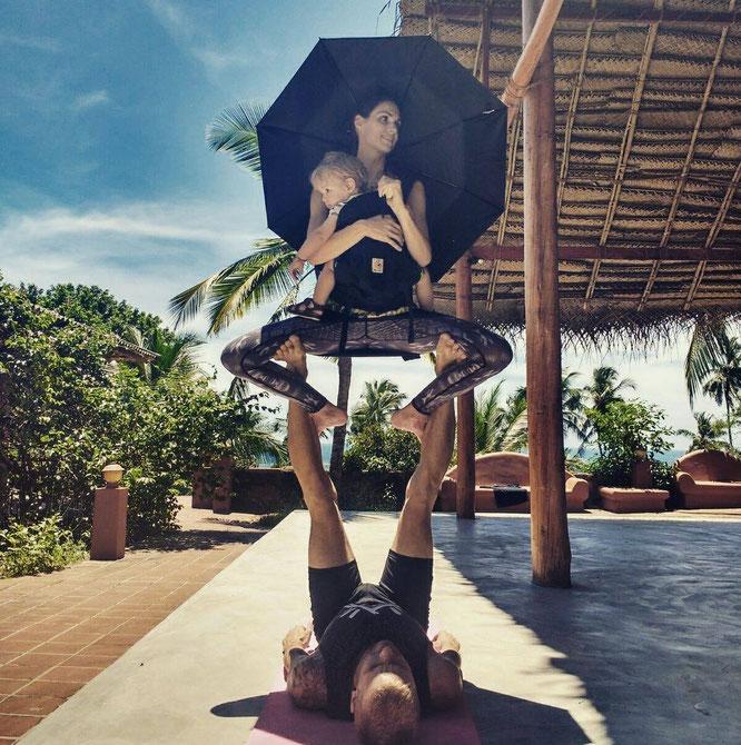 Barbara Ekelund über Birthlight Yoga