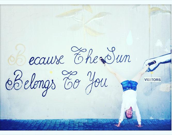 Fabienne Bogdhan: Yogalehrerin, Lifecoach, spirituelle Traurednerin. 3 kraftvolle Rituale auf dem Mama Yoga Blog MOMazing