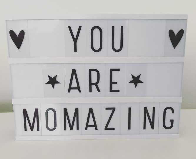 You are MOMazing Mama Yoga Blog