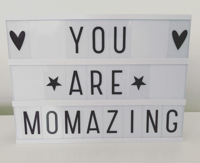 You are MOMazing Mama Yoga Blog