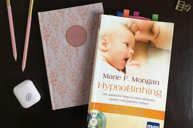HypnoBirthing Buch-Tipp von Inken Arntzen